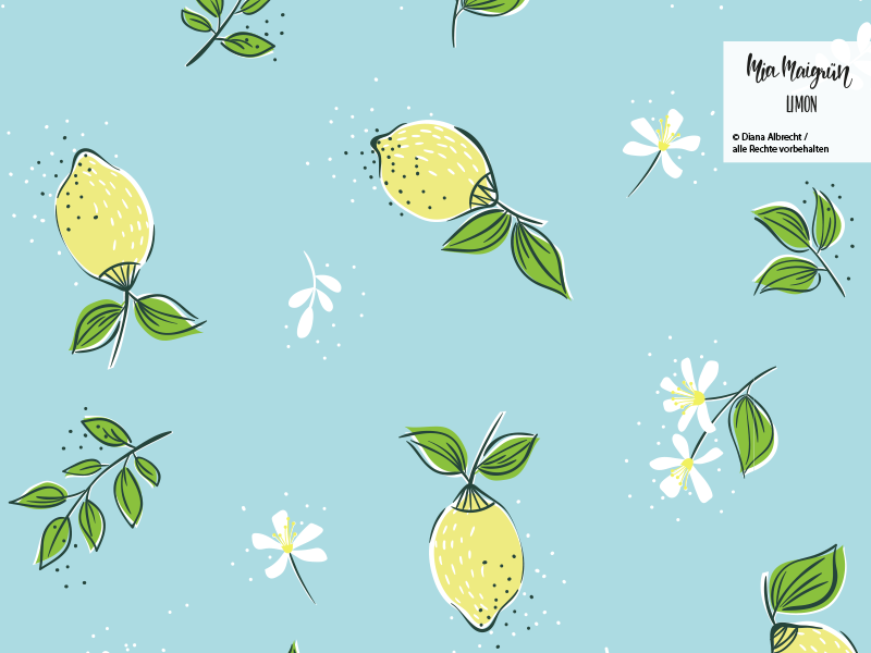 Design Limon Mia Maigrün