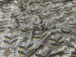 Design Krysanteemi mit Gold Metallicprint, Modal